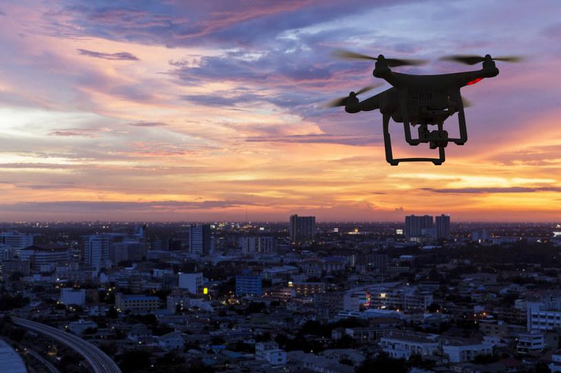 W ciągu trzech lat czeka nas boom na rynku dronów /123RF/PICSEL