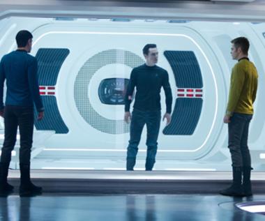"""""""W ciemność. Star Trek"""" [trailer]"""