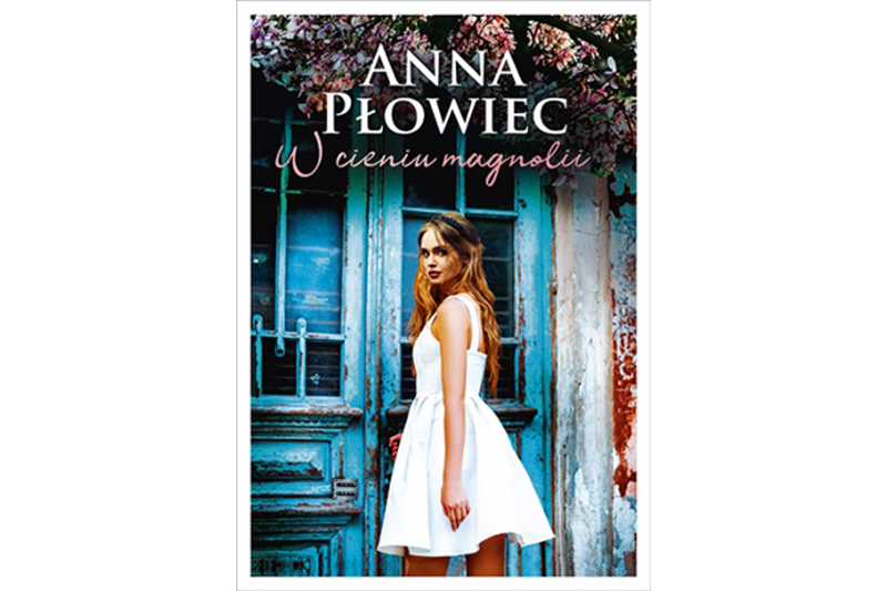 W cieniu magnolii, Anna Płowiec /materiały prasowe