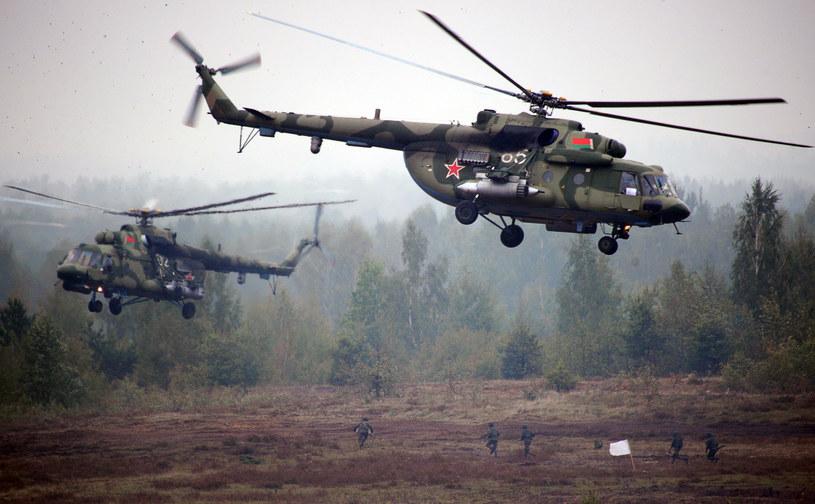 W ćwiczeniach Zapad-2017 uczestniczyło kilkadziesiąt tysięcy rosyjskich i białoruskich żołnierzy. /SERGEI GAPON /AFP