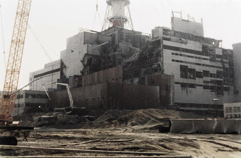 W Czarnobylu mogło dojść do jeszcze jednej eksplozji, znacznie gorszej niż wybuch samego reaktora. /AFP