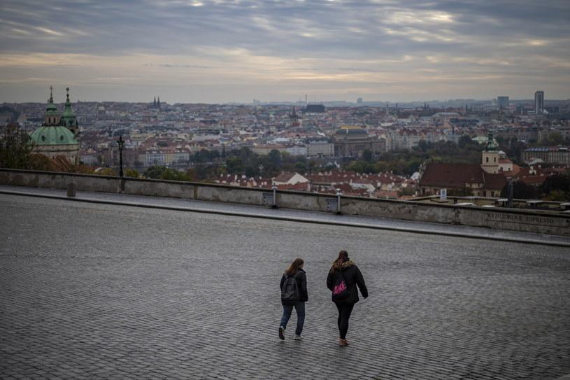 W Czechach obowiązuje stan wyjątkowy /Martin Divisek /PAP/EPA