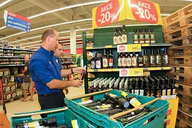 W Czechach także trwają kontrole alkoholu /AFP
