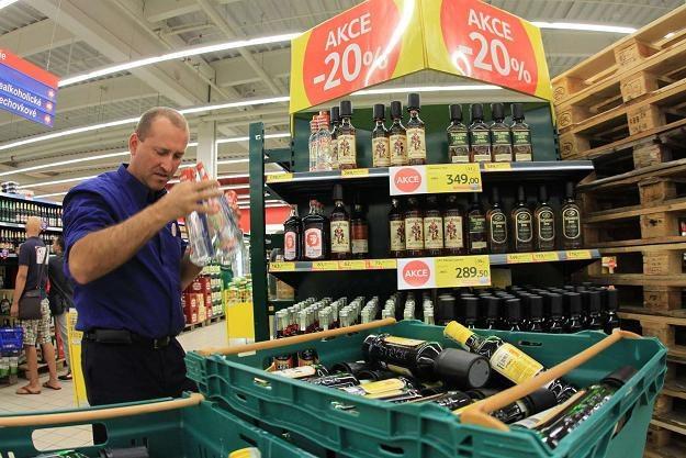 W Czechach we wrześniu br. był nawet zakaz sprzedaży mocnych alkoholi /AFP