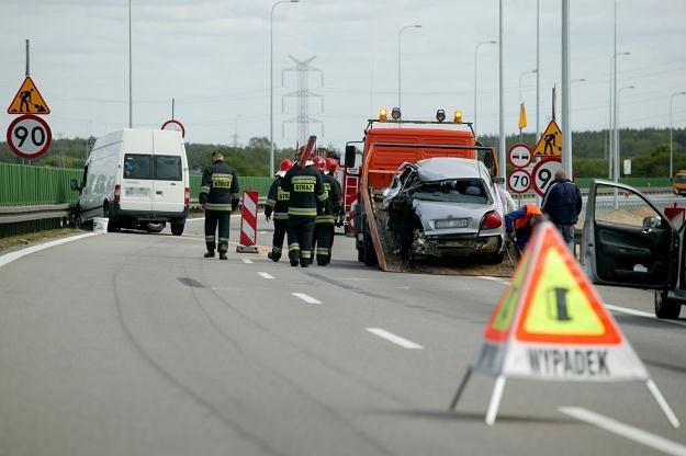 W czerwcu dochodzi do wielu tragicznych wypadków /PAP