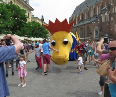 W czerwcu smoki znów opanują Kraków!