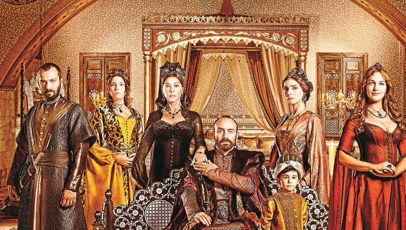 """W czwartek, 12 listopada premierę w Turcji ma kontynuacja serialu, """"Kösem"""". Ciekawe, czy dorówna produkcji o Sulejmanie… /materiały prasowe"""