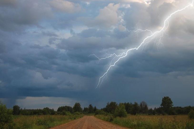 W czwartek będzie burzowo /123RF/PICSEL