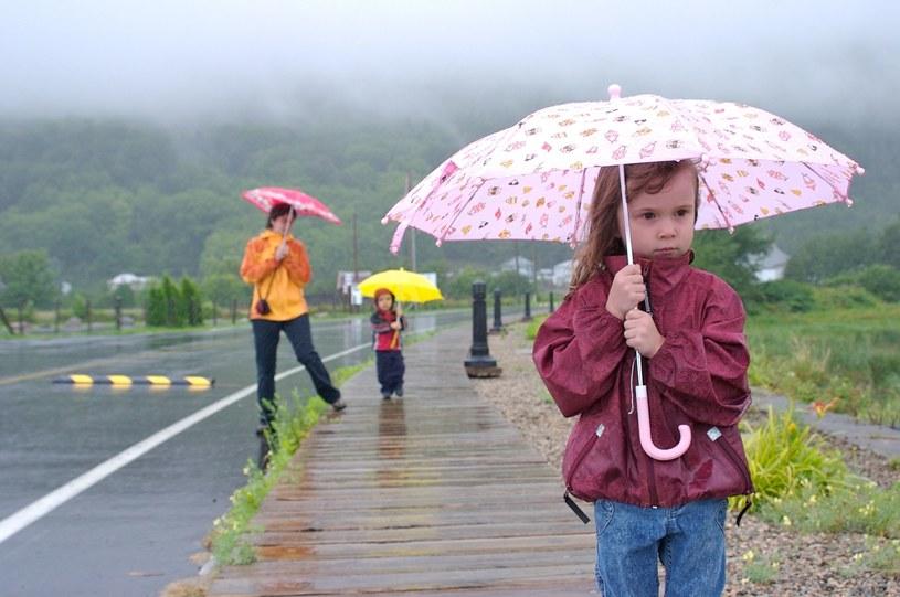 W czwartek na południu Polski będzie bardzo intensywnie padać /123RF/PICSEL