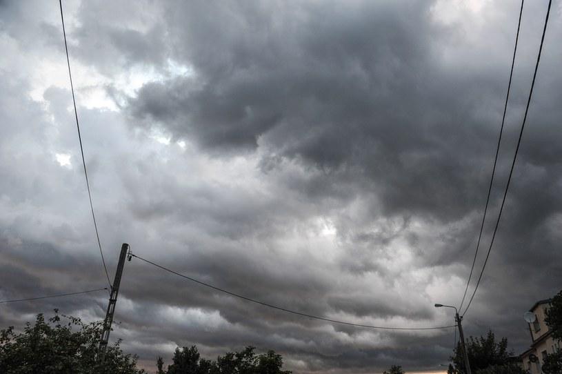 W czwartek spodziewane są burze /Gerard /Reporter