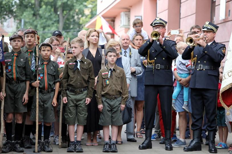 W czwartek w Warszawie odbywać się będzie szereg uroczystości upamiętniających wybuch powstania / Tomasz Gzell    /PAP