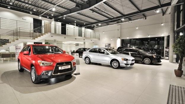 W czwartym roku użytkowania wybrane modele Mitsubishi będą objęte ochroną gwarancyjną silnika i skrzyni biegów. /Mitsubishi