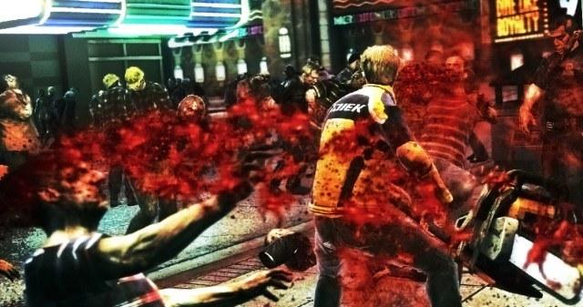W Dead Rising 2 lać się będą hektolitry krwi. Nie ma jak klimat gore! /gram.pl