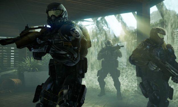 W demo trybu multiplayers gry Crysis 2 zagrają tylko posiadacze Xboxa 360 /Informacja prasowa