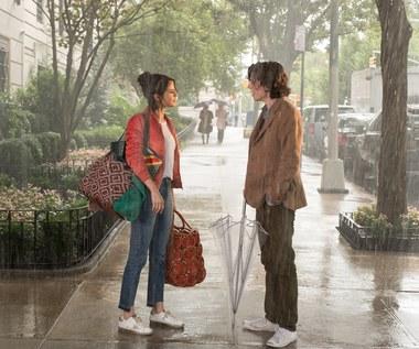 """""""W deszczowy dzień w Nowym Jorku"""": Woody, skończ [recenzja]"""