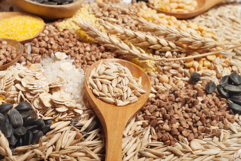 W diecie SCD przeciwwskazana jest większość zbóż /123RF/PICSEL