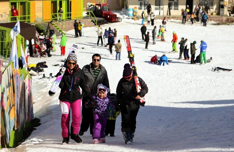 """W Dizin narciarze """"są zobowiązani do zachowywania się zgodnie z zasadami prawa muzułmańskiego"""" /Getty Images"""