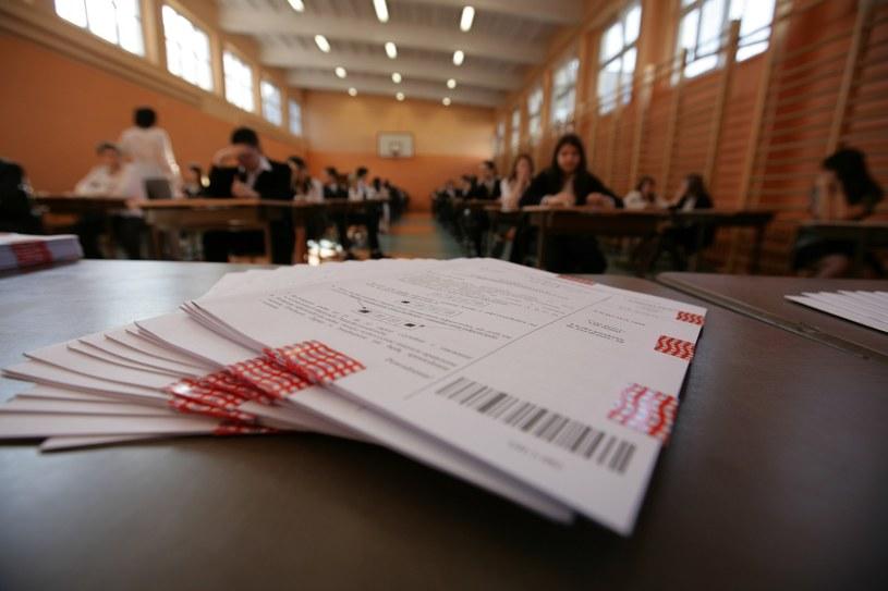 W dniach 19-21 kwietnia odbywa się egzamin gimnazjalny 2017 /Fot. Daniel Szysz /Reporter