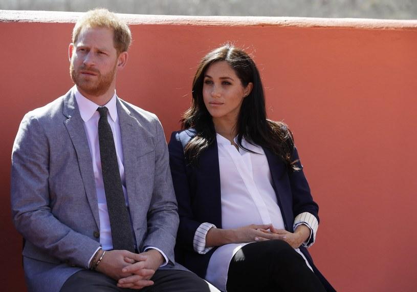 W dniu chrztu syn książęcej pary skończy drugi miesiąc /KIRSTY WIGGLESWORTH /Associated Press/East News