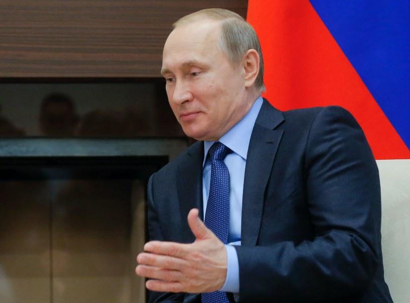 W dokumentach znalazły się m.in. dane dotyczące majątku Władimira Putina /AFP