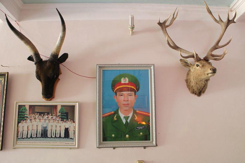 W domu gospodarza pod Dien Bien Phu /dzięki uprzejmości autora  /materiał zewnętrzny