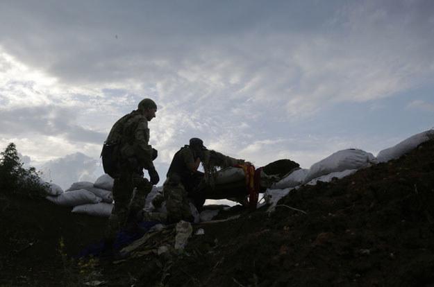 W Donbasie trwa wojna (zdjęcie ilustracyjne) /AFP