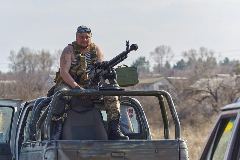 W Donbasie trwają walki sił rządowych z separatystami. Zdj. ilustracyjne /PAP/EPA