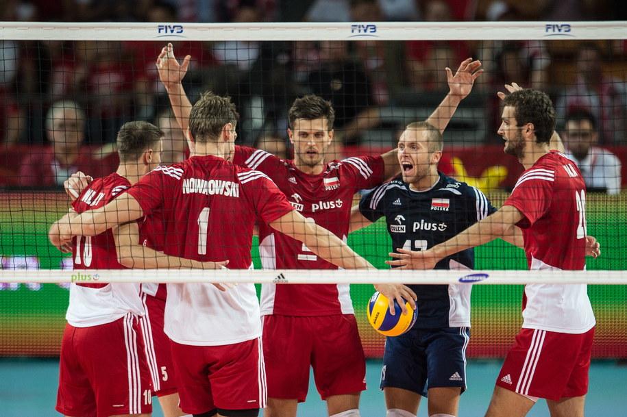 W dotychczasowych meczach biało-czerwoni błyszczeli formą /Maciej Kulczyński /PAP