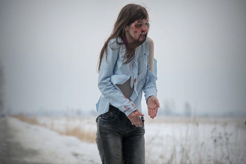 W drodze do Grabiny Janka zostanie brutalnie pobita i zgwałcona. /Agencja W. Impact