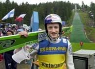 W drugim konkursie w Hinterzarten było już znacznie lepiej