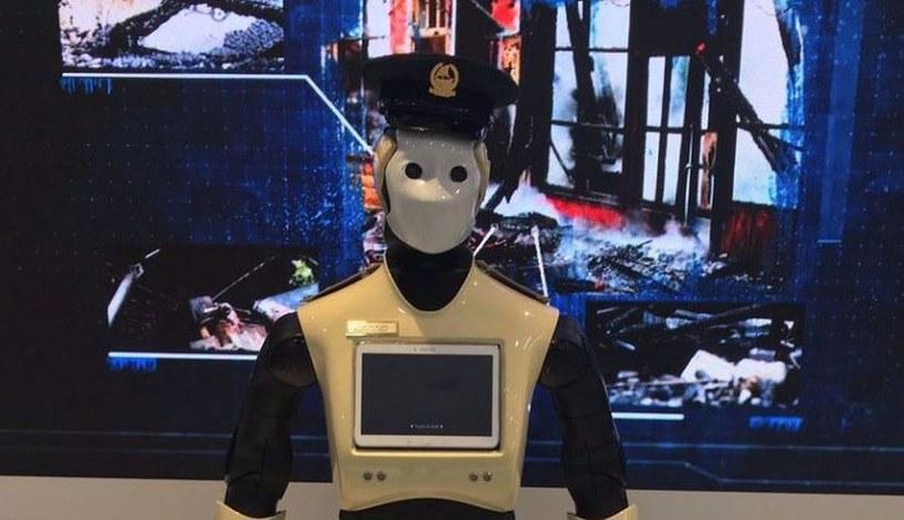 W Dubaju pierwsze roboty będą patrolować ulice już w 2017 roku /Twitter /Internet