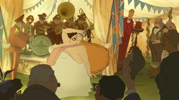 """W dzień święta animacji zobaczyć będziemy mogli m.in. """"Iluzjonistę"""" Sylvaina Chometa /materiały dystrybutora"""