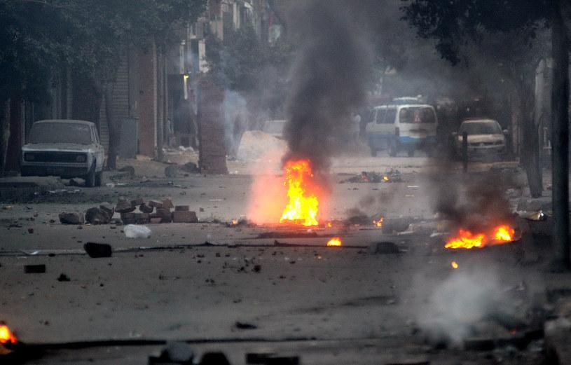 W Egipcie doszło do starć /AFP