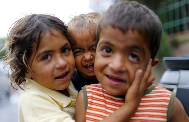 W Egipcie na jedną kobietę przypada średnio 3,5 dziecka /SEDAT SUNA /PAP/EPA