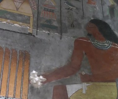 W Egipcie odkryto grobowiec liczący 4,4 tys. lat
