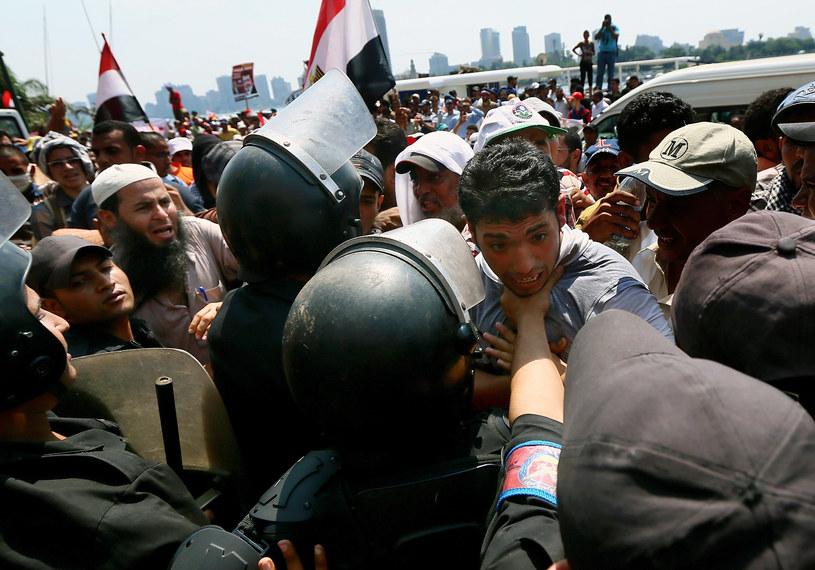 W Egipcie wciąż niespokojnie /AFP