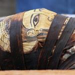 W Egipcie znaleziono 59 starożytnych sarkofagów z mumiami