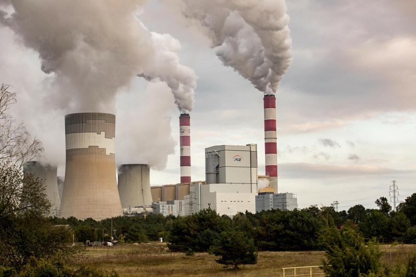 W elektrowni Bełchatów doszło do wyłączenia bloków /Tomasz Jastrzebowski/REPORTER /East News