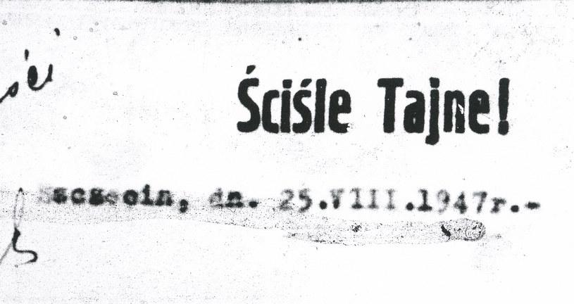 W esbeckich archiwach znajdziemy dużą liczbę fotografii wykonanych podczas obserwacji /Reprodukcja: FoKa /Agencja FORUM