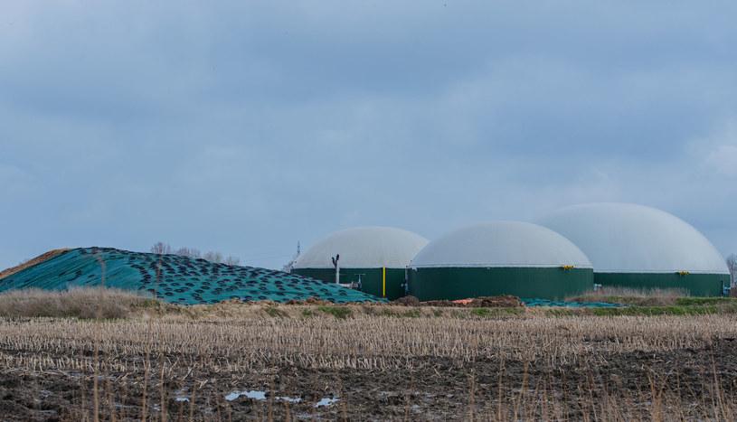 W Europie działa pół tysiąca instalacji produkujących biometan, w Polsce - żadna. /123RF/PICSEL