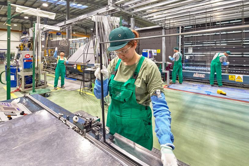 W fabryce Pilkington Kraków. Fot Szymon Polański /Informacja prasowa