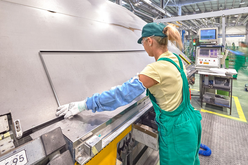 W fabryce Pilkington Kraków. Fot. Szymon Polański /Informacja prasowa