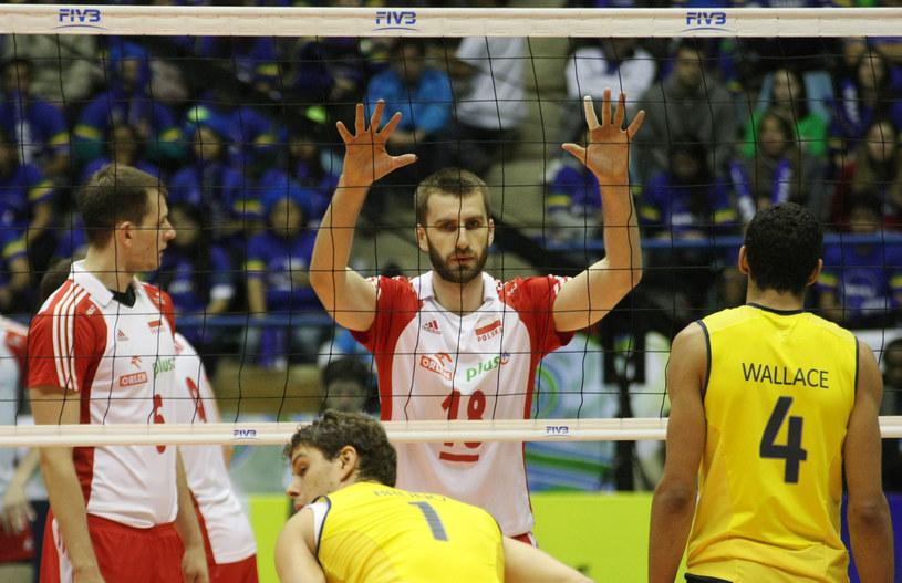 W fazie interkontynentalnej Polacy trzy razy wygrali z Brazylijczykami /- /www.fivb.org