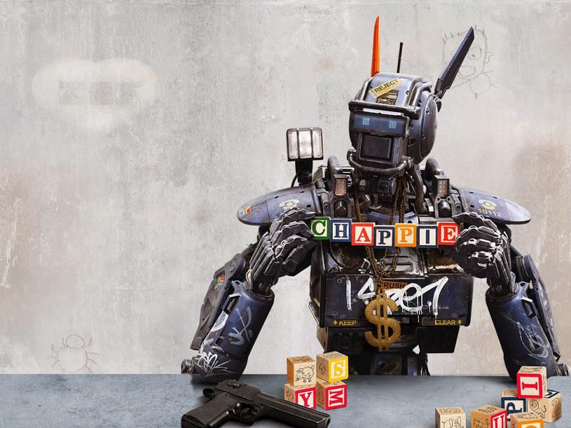"""W filmie """"Chappie"""" z kilku PlayStation złożono superkomputer /materiały prasowe"""