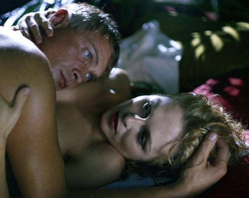 """W filmie """"Lubię nietoperze"""" nie brakuje rozbieranych scen z jej udziałem /INPLUS /East News"""