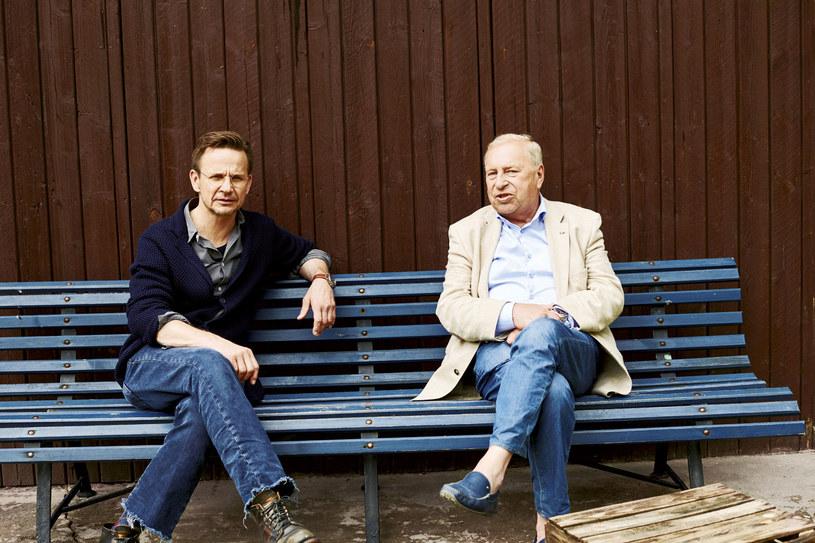 W filmie mogę grać z nieznajomym, a w teatrze muszę z przyjacielem - mówi Jerzy Stuhr /Marcin Kempski /PANI