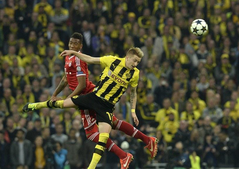 W finale LM Borussia przegrała z Bayernem 1-2 /AFP