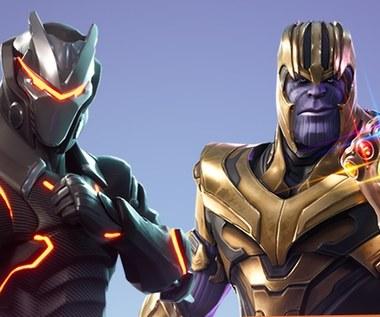 """W Fortnite: Battle Royale uruchomiono wydarzenie związane z filmem """"Avengers: Wojna bez granic"""""""