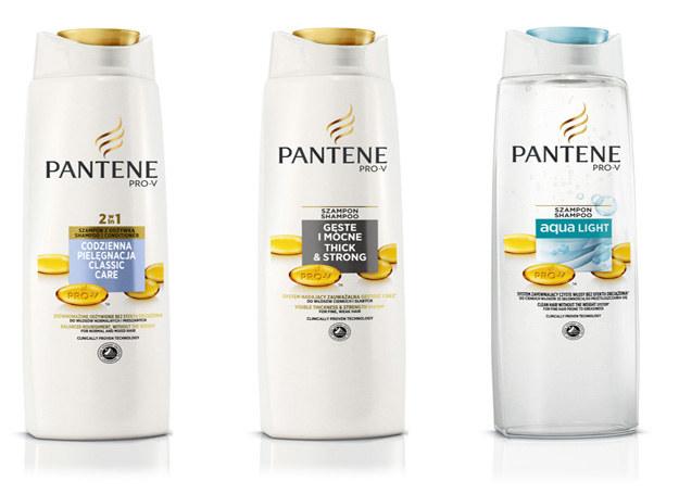 W gamie produktów Pantene każdy znajdzie coś dla siebie /materiały promocyjne