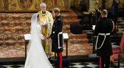 """""""W garniturach"""": Meghan Markle poślubiła księcia Harry'ego"""